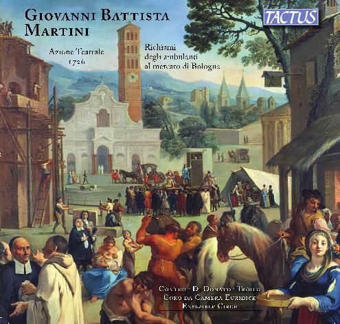 Giovan Battista Martini - Azione Teatrale 1726