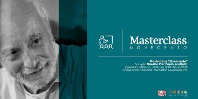 Masterclass Novecento - M&M